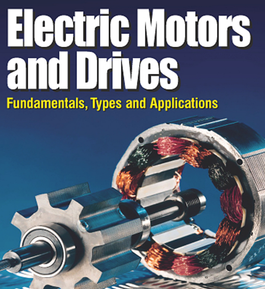 Electrical engineering blog electrical motors drives for Types of motors used in robotics pdf