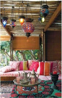 idées patio