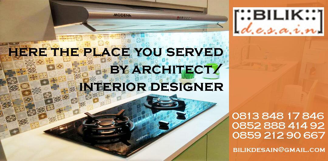 Arsitektur Desain Interior | Kitchen Set Furniture Mewah Jakarta