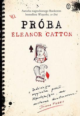 """Próba"" Eleanor Catton"