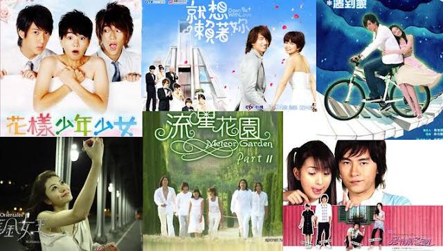 My Favorite Drama OST Tracks - Taiwan / China