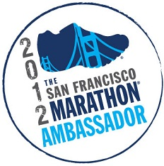 2012 San Francisco Marathon Ambassador