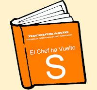 Diccionario Culinario. (S)