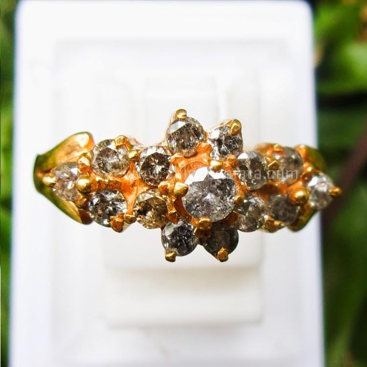 Cincin Emas Berlian - SP459