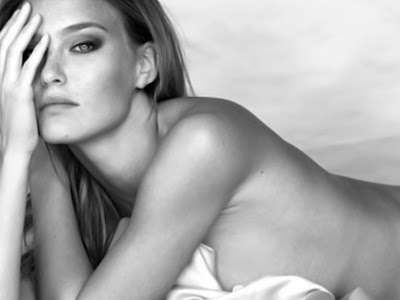 Bar Refaeli nude Eyel Nevo shoot