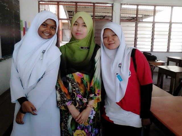 Latihan Mengajar di SMK Seri Puteri, Ipoh