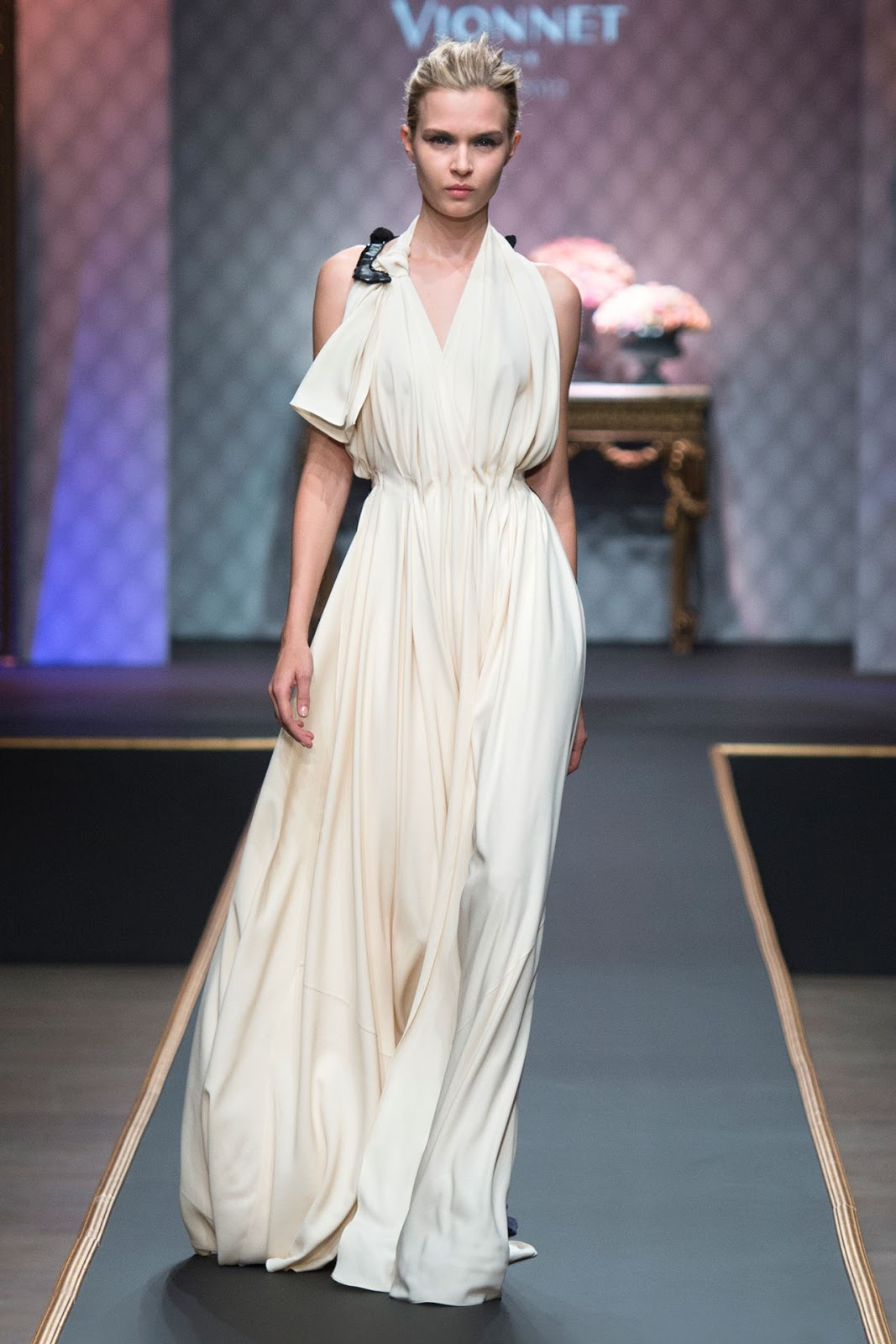 Vionnet demi-couture Spring/Summer 2013 collection