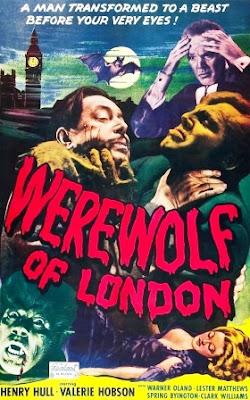 El Hombre Lobo de Londres (Werewolf of London)(1935)