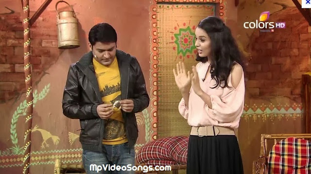 Comedy Nights with Kapil - Kangana Ranaut (6th October) Full HD WATCH ONLINE