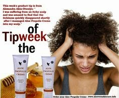 forever Aloe Propolis creme suitable for your hair