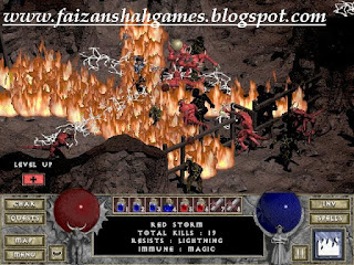 Diablo 1 gameplay