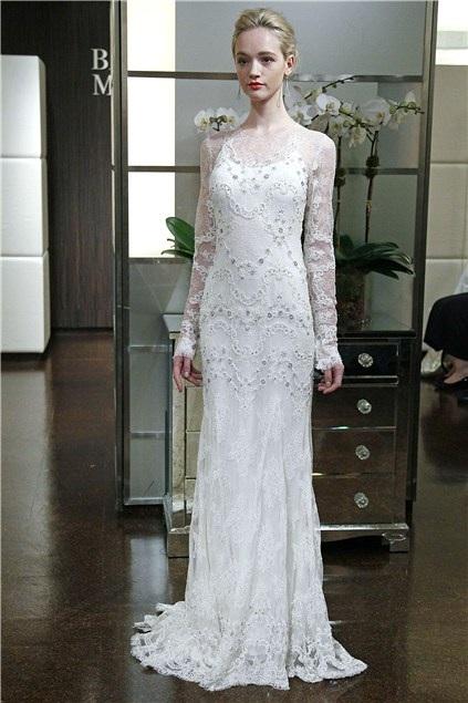Badgley Mischka Wedding Dresses