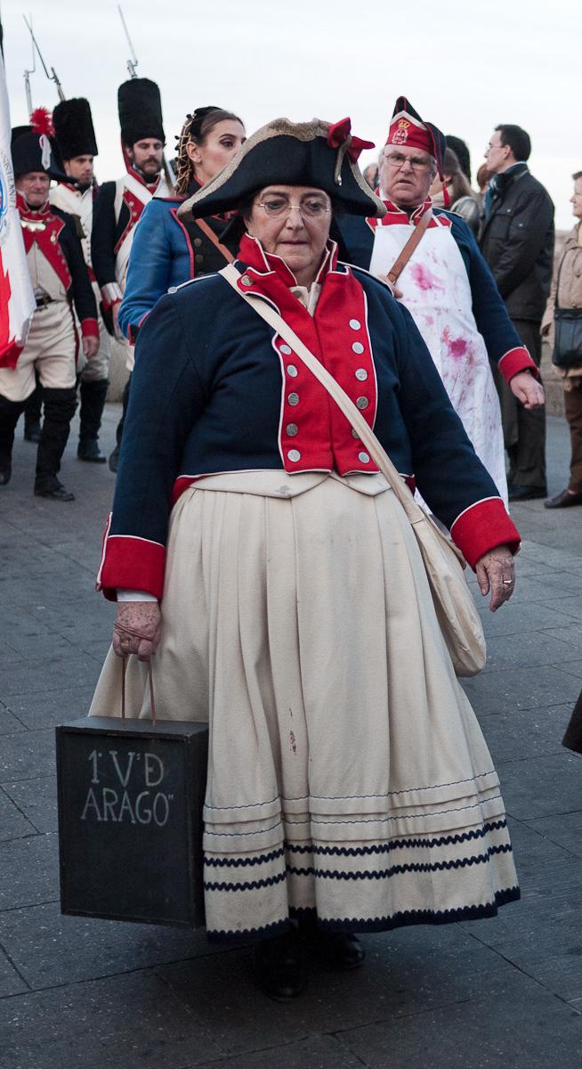 II Recreación Histórica Los Sitios de Zaragoza