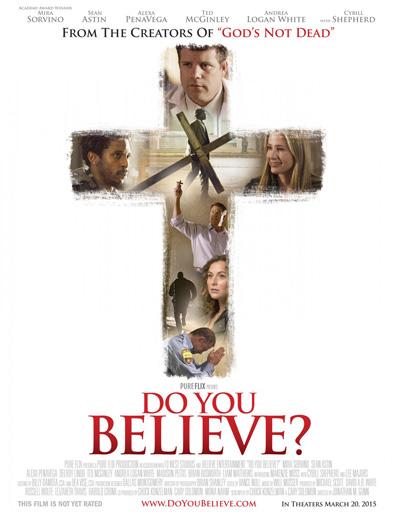 Ver El Poder de la Cruz (Do You Believe?) (2015) Online
