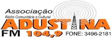 ADUSTINA FM : ( 75 ) 3496-2181
