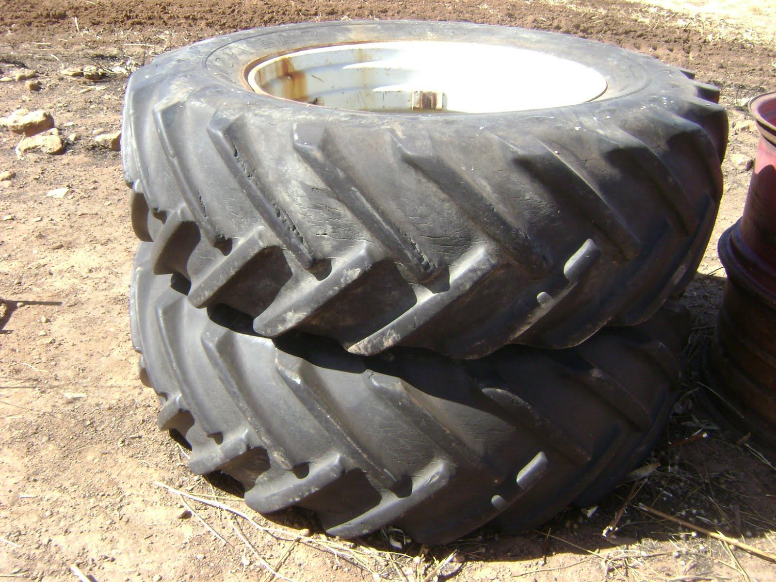 llantas para tractor agricola: