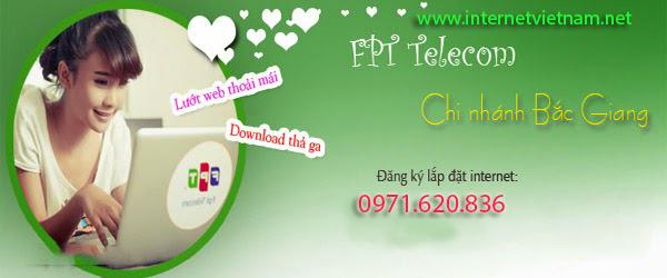 Đăng Ký Lắp Đặt Wifi FPT Huyện Việt Yên