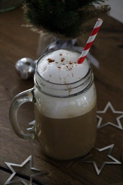 Spekulatius Latte, Vegan Spekulatius Latte