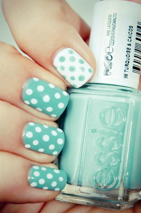 The chewing Gum Blog: Color a las uñas