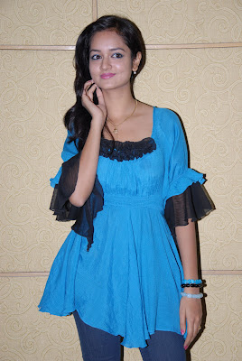shanvi at lovely movie success meet photo gallery
