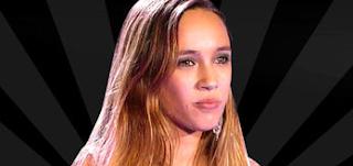 Manuela Paz concursante de la voz
