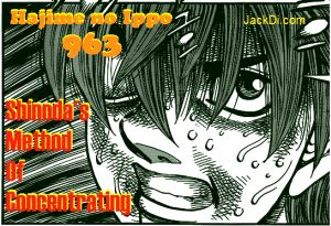 Hajime No Ippo 963 raw scans 964 spoilers 964 confirmed spoilers 965 predictions spoilers 966 Hajime no Ippo Manga read online free