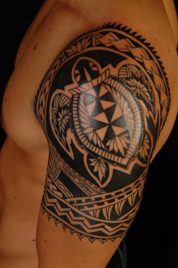 Tatuaje maor Tatuajes Murcia TATTO JOSEPH 632 950 202