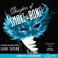 Cover of Daugther of Smoke and Bone by Laini Taylor