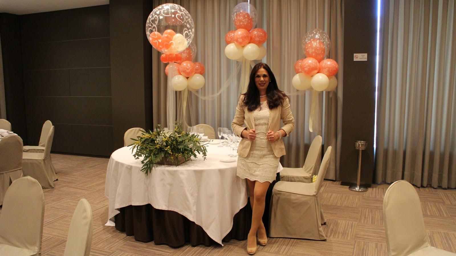 Decoraci n con globos para eventos y fiestas superglobos ideas para decorar quienes somos - Decoracion de globos para bodas ...