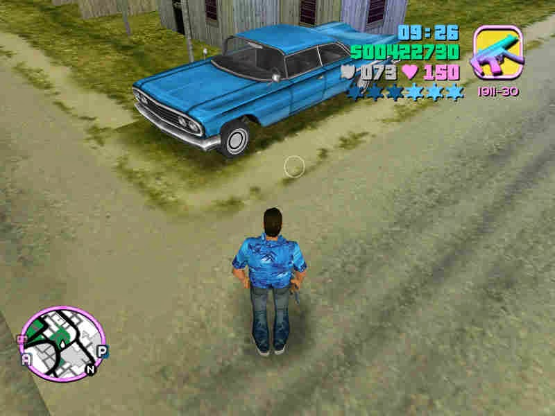 Gta Vice City free PC Download game