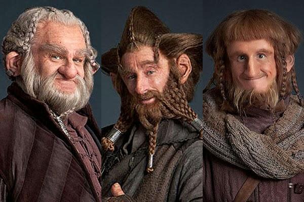 dwarves the hobbit