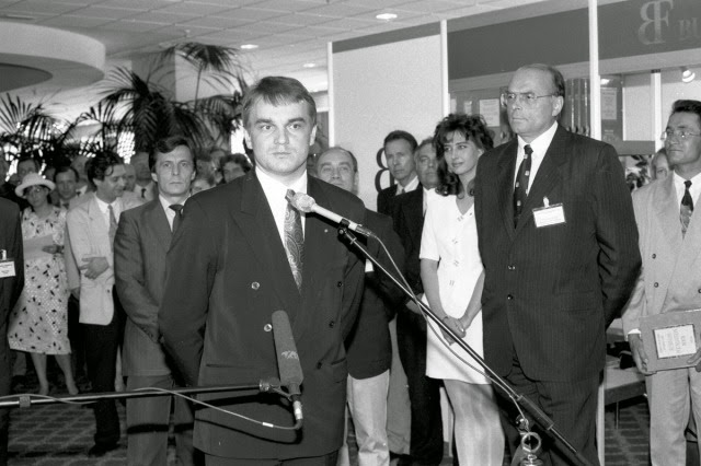 premier Waldemar Pawlak 1992