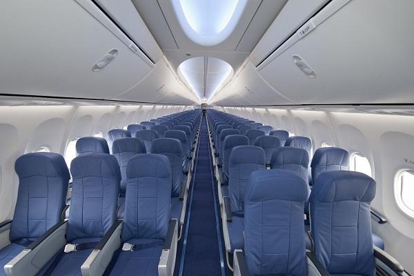 Air europa recibe su primer boeing 737 sky interior for Interior 787 air europa