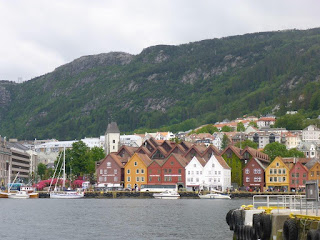 Goldring Travel's 2015 Culinary & Cultural (formerly Food & Wine) Cruise - Seabourn Quest - Part VI (Bergen, Stavanger & The Last Two Culinary Events:  Shopping with the Seabourn Chef and A Cheese Tasting)