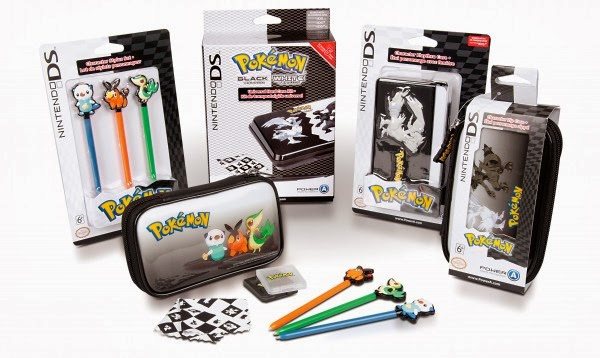 Pokemon Black and White Accessories