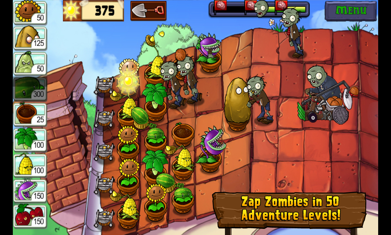 Plants vs Zombies 2 MOD APK (Proper Working) - AndroPalace