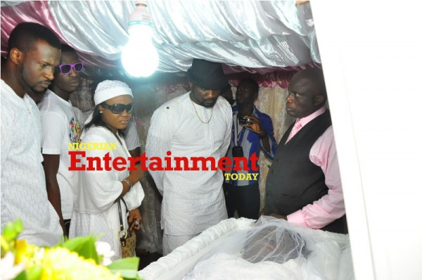 P Square Mother Burial Video infovibez: EXCLUSIVE P...