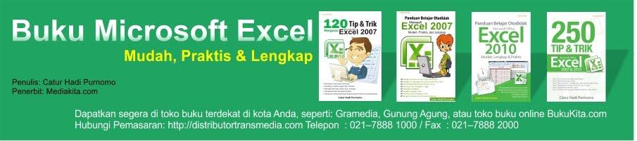 Tutorial Belajar Microsoft Excel