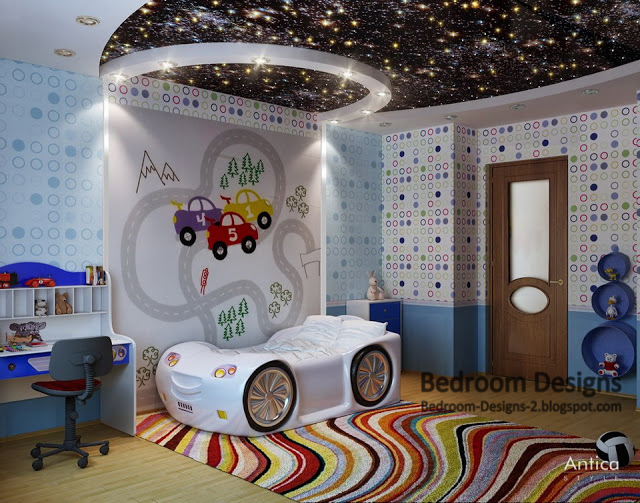 Small Bedroom Decorating Ideas For Kids Part - 49: Kids Bedroom Design Ideas