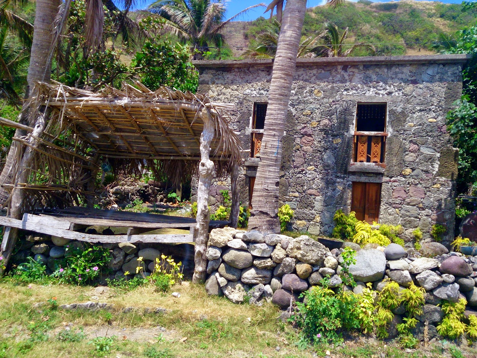 Old Stone House, South Batan, Batanes