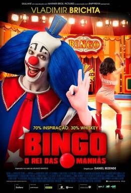 Bingo: O Rei das Manhãs 2017 Nacional