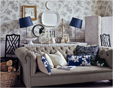English Country Living Room Design Ideas | Exotic House Interior Designs