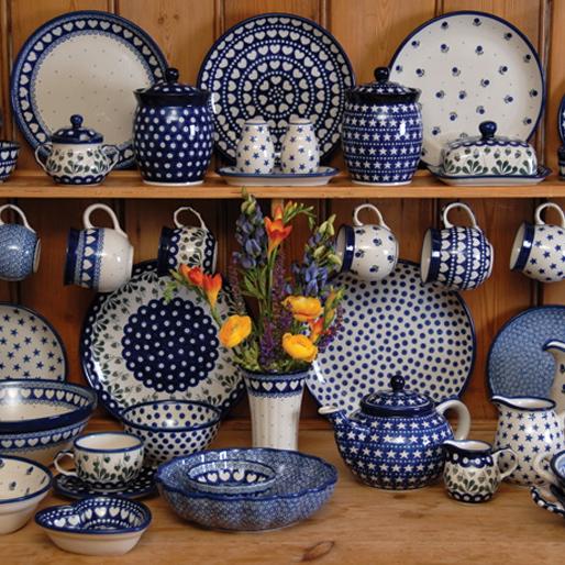 Sicilian Ceramics Polish Pottery & hometown of Sicilian ceramics - Becca Garber