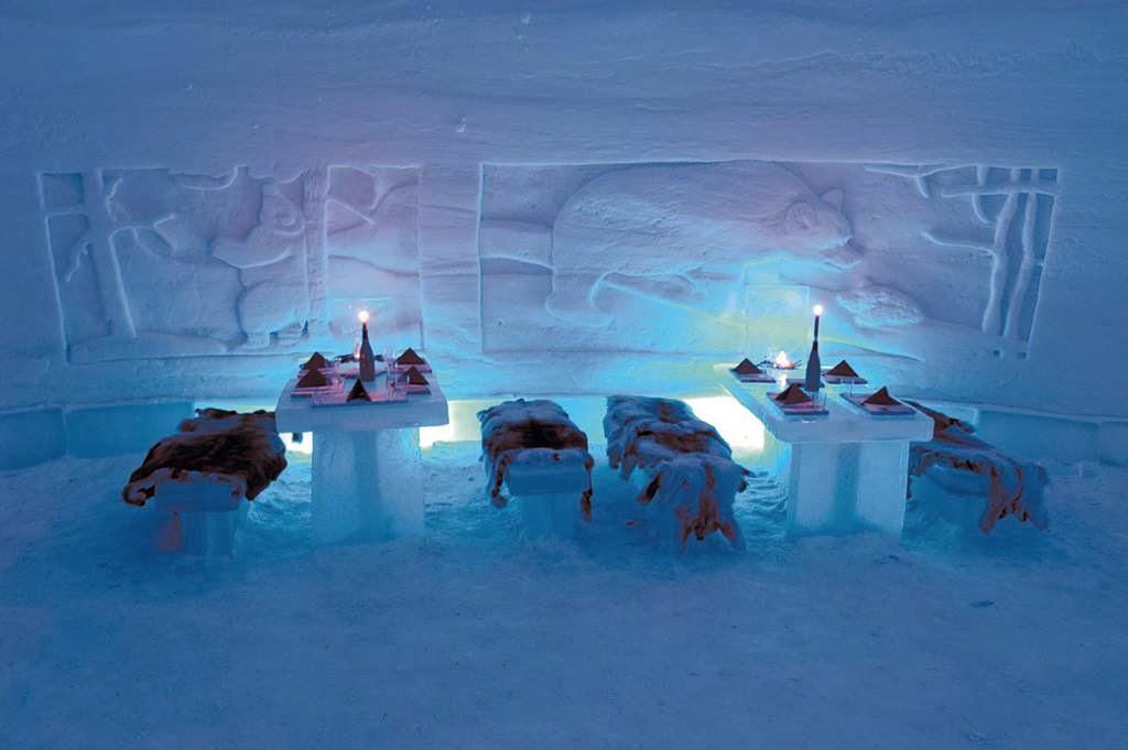 Travel Trip Journey Ice Hotel Finland
