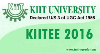 KIITEE 2016 Application Form