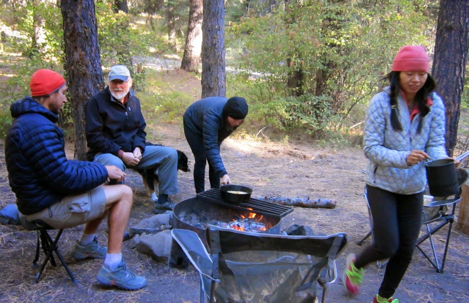 Ellensburg wa camping
