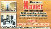 A M F SERRALHERIA E MARCENARIA XAVIER