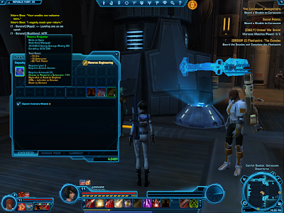 SWTOR - Reverse Engineer