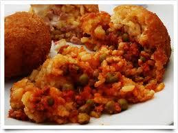 la cucina degli avanzi: arancini di riso