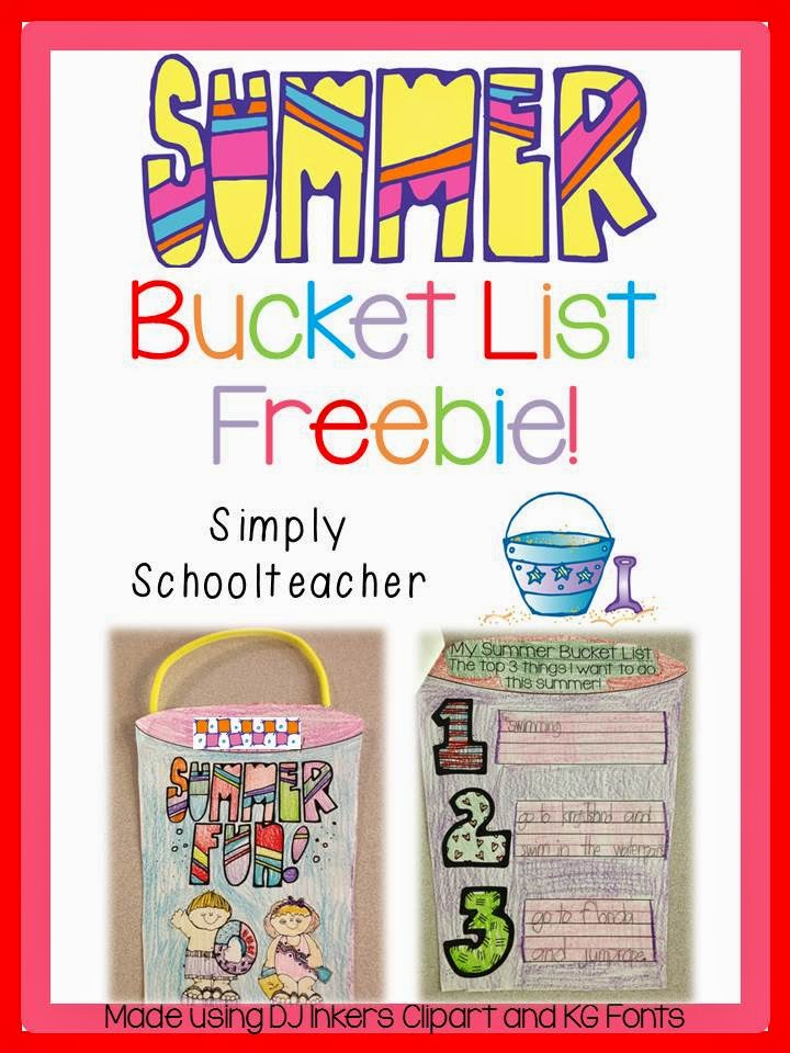 http://www.teacherspayteachers.com/Product/Summer-Bucket-List-Freebie-1253232